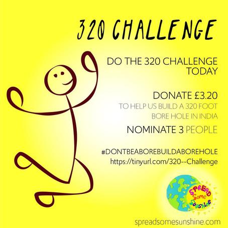 THE 320 CHALLENGE