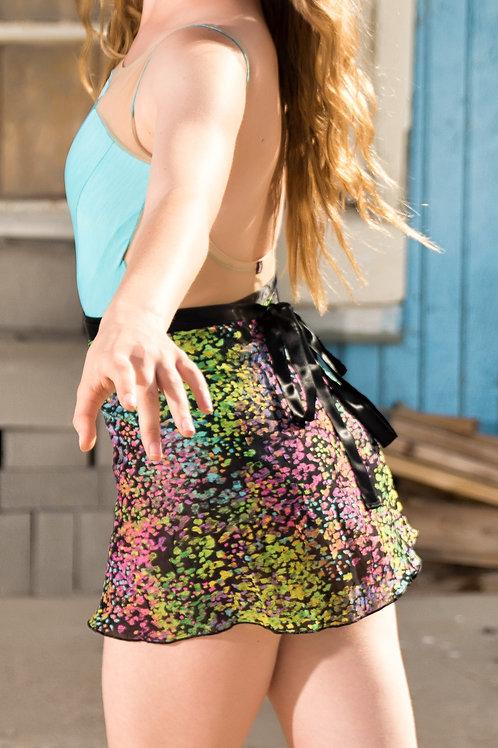 Mermaid Tail Wrap Skirt