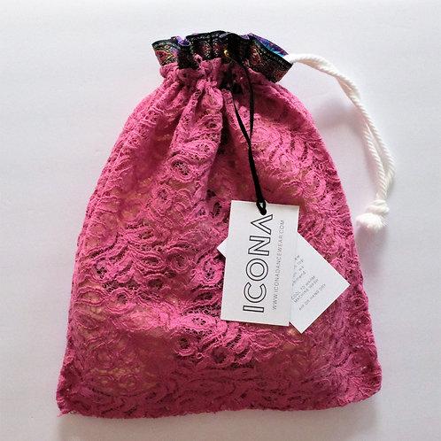 Oriental Pointe Shoe Bag