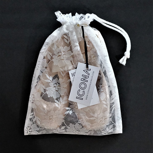 High Society Pointe Shoe Bag