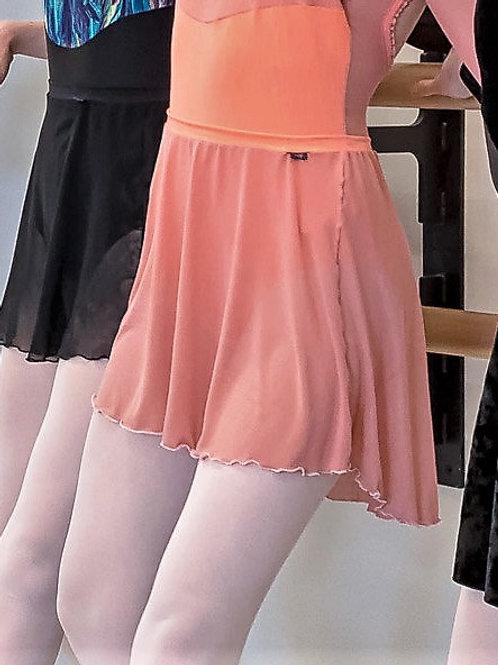 Rose' Mesh Skirt