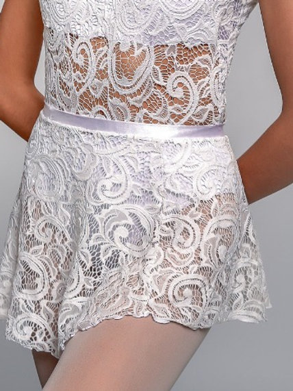 High Society Lace Skirt