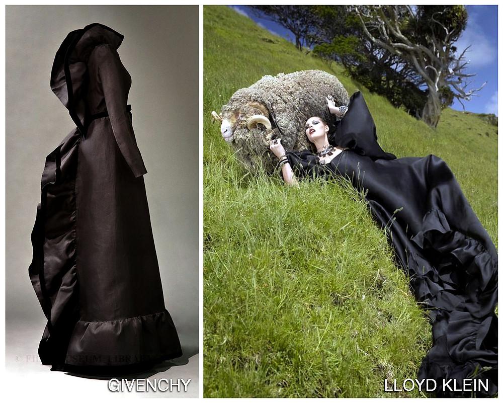 Givenchy Influence Lloyd Klein