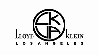 the black and white logo for LKLA | Lloyd Klein Los Angeles