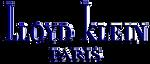 the logo used by Lloyd Klein Paris