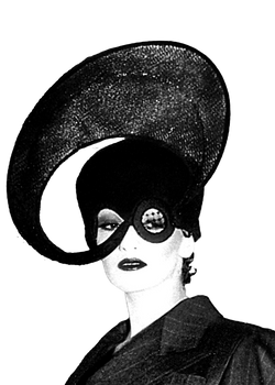 Lloyd Klein Picasso inspired hat.png