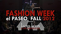 Link to the LKLA Lloyd Klein Los Angeles debut at El Paseo Fashion Week