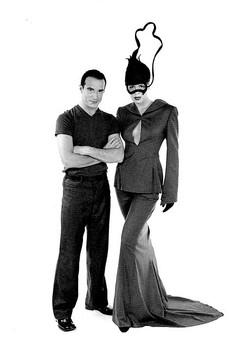 Lloyd Klein and Nina