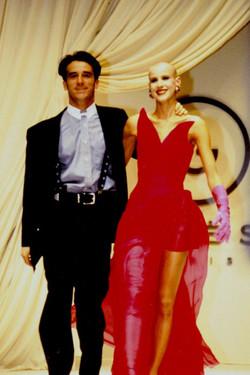 Eve Savail and Lloyd Klein
