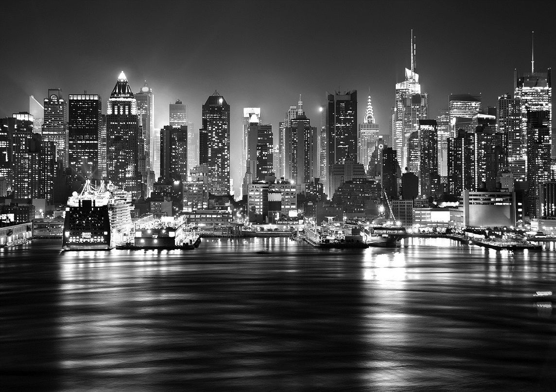 The Best New York Wallpaper Hd Black And White JPG