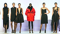 Images from the Lloyd Klein Holiday 2015 collection