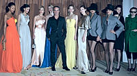 image link to the Lloyd Klein Beverly HIlls Hotel Fashion Show