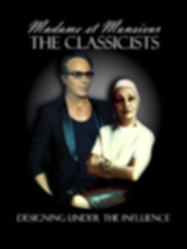 book cover for the Classicists| Lloyd Klein