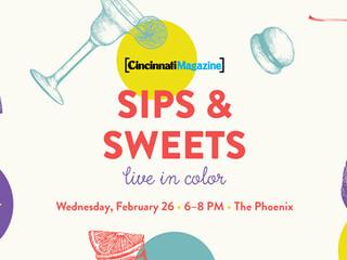 Sips & Sweets - Cincinnati Magazine