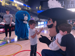 Birthday Celebration at the Cintas Center