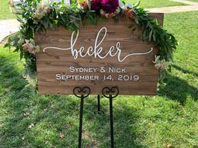 Sydney & Nick