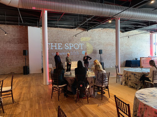 The Spot on 5th Wedding Planners Event