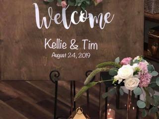 Kellie & Tim