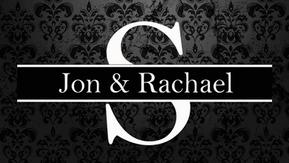 Rachael & Jon