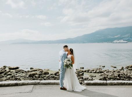 Deep Cove Yacht Club Wedding
