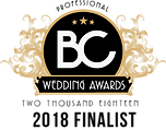 BC Wedding Photographer Award