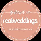 Real Weddings Magazine, Award