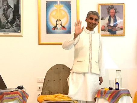 Arhatic Yoga Retreat mit Master Sai und Founder´s Day