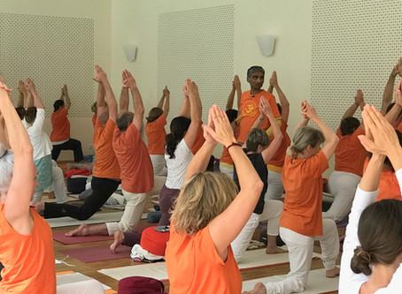 Sri Sai Prana Yoga  -  Aus- und Fortbildung 2018/2019
