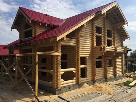 """Строительство домов и коттеджей под ключ, низкие цены в ПСК """"LOFT DESIGN"""""""