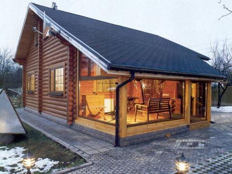 Как влияет на экологию деревянного дома утепление его стен?