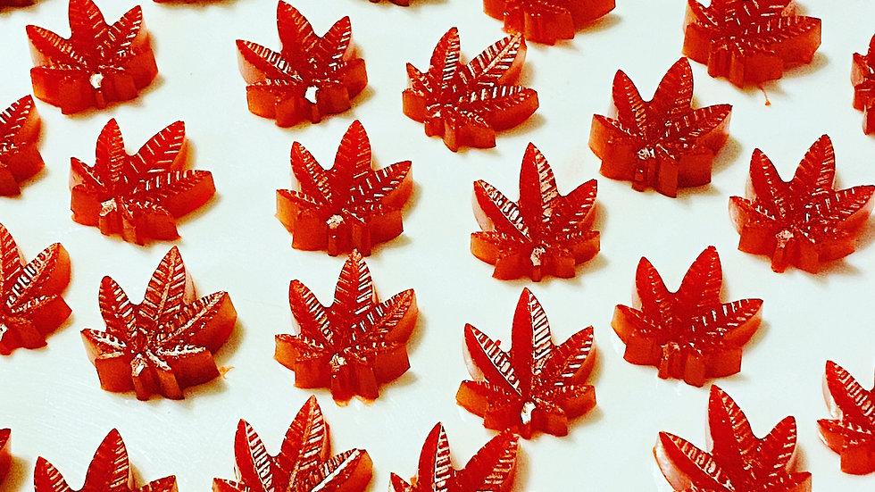 Starburst Strawberry Gummies 10Pk