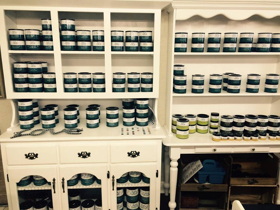 CeCe Caldwell's Chalk + Clay Paints