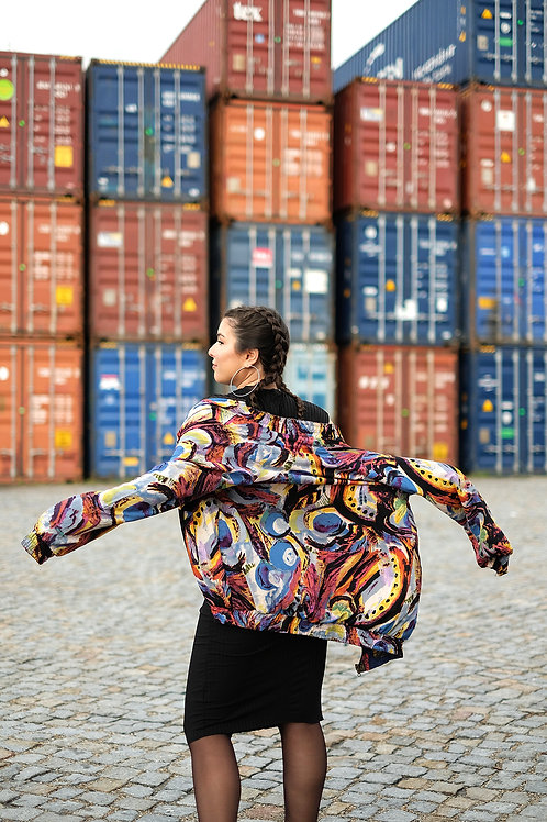 Reversible Bomber_Abstract