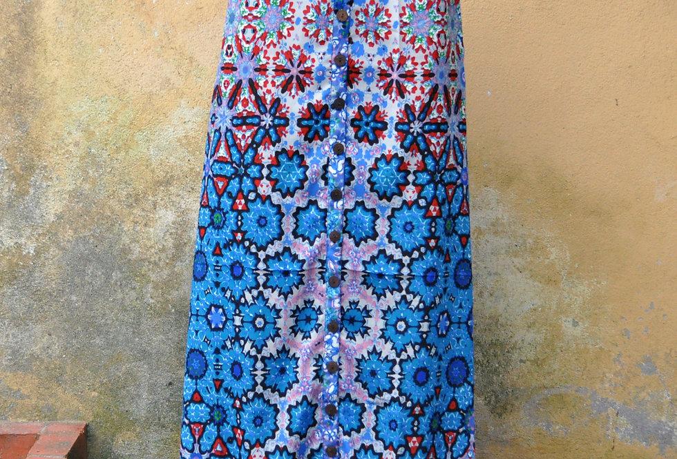 SKT - Blue Mandala