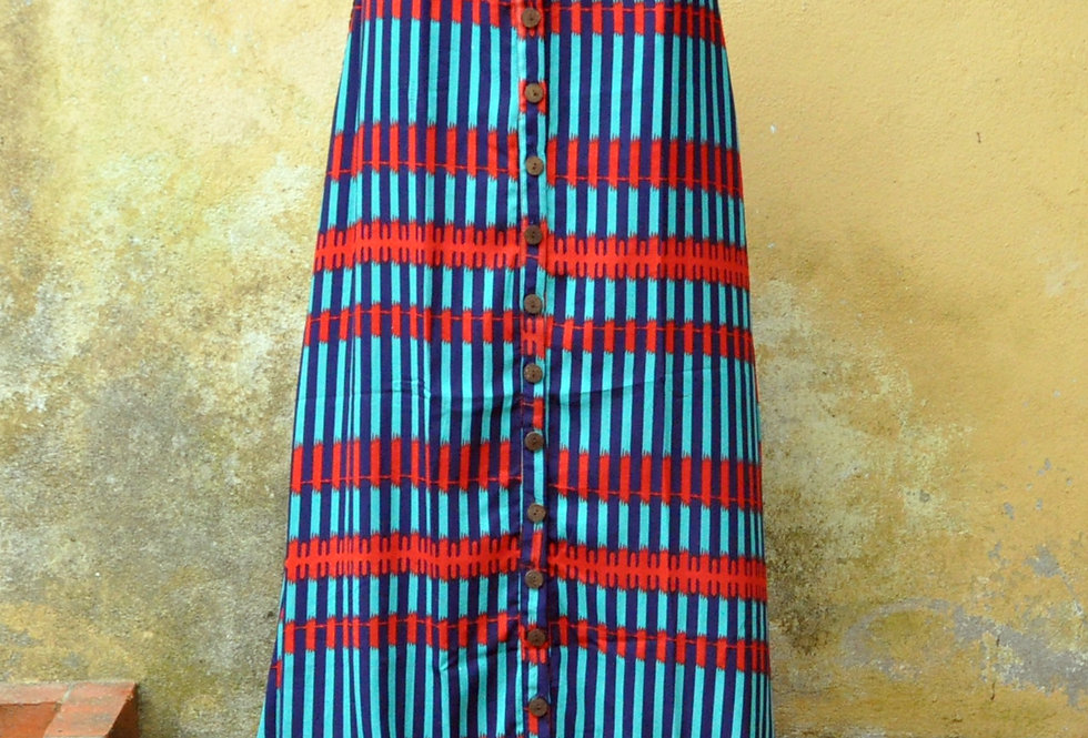 SKT -Blue Stripes