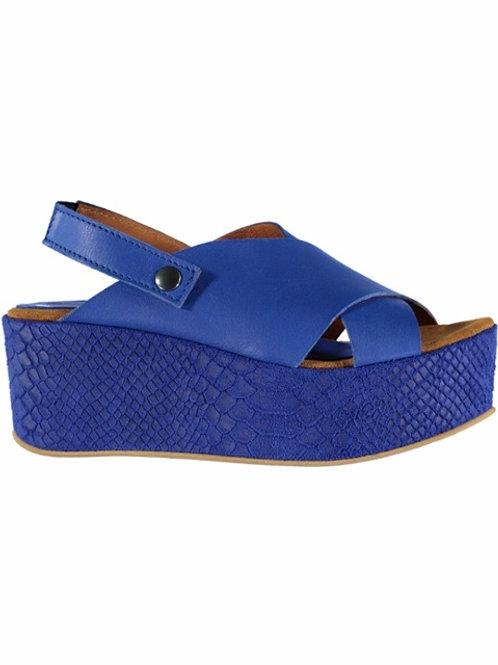 SA :: 215-CrossedSnake :: Blue