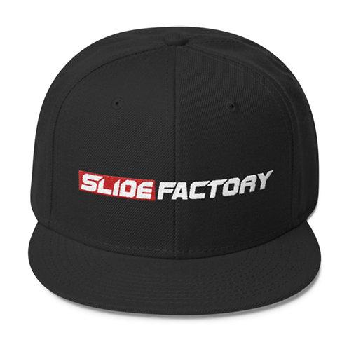 Black SlideFactory Hat