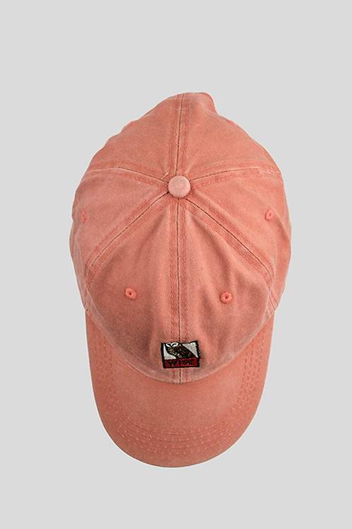 Wise Washed Hat