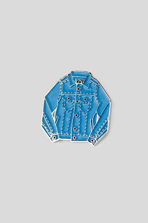 BW Denim Jacket Pin
