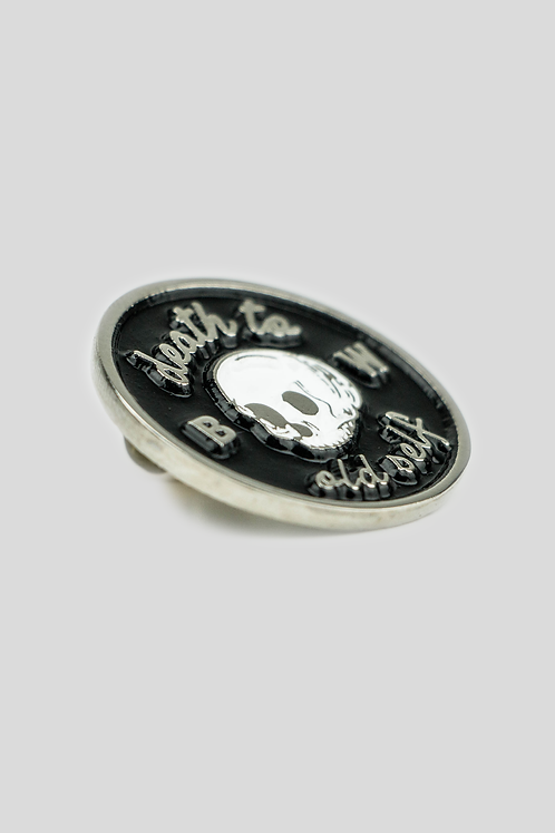 Death to Old Self Pin