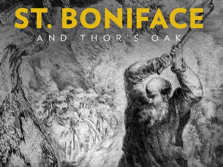 St. Boniface and Thor's Oak