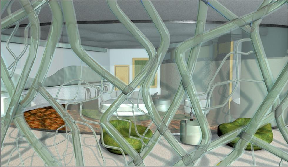 IHG hotel room concept