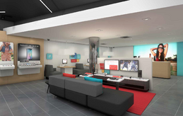 Rogers store concept