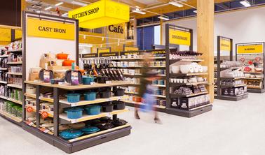 Sainsbury's milestone store