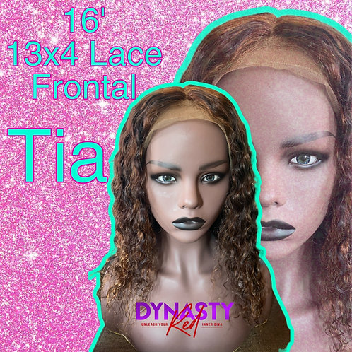 Tia 13x4 16' lace frontal