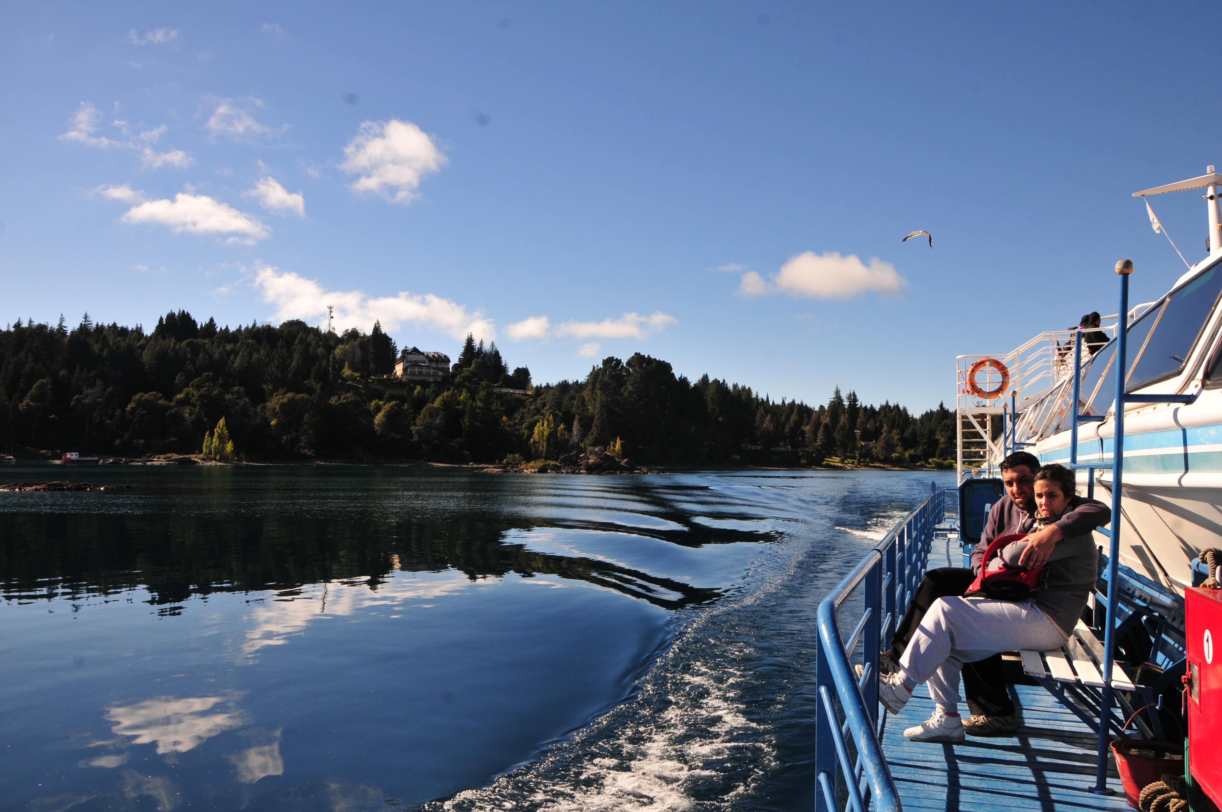 Lago Cruce Andino
