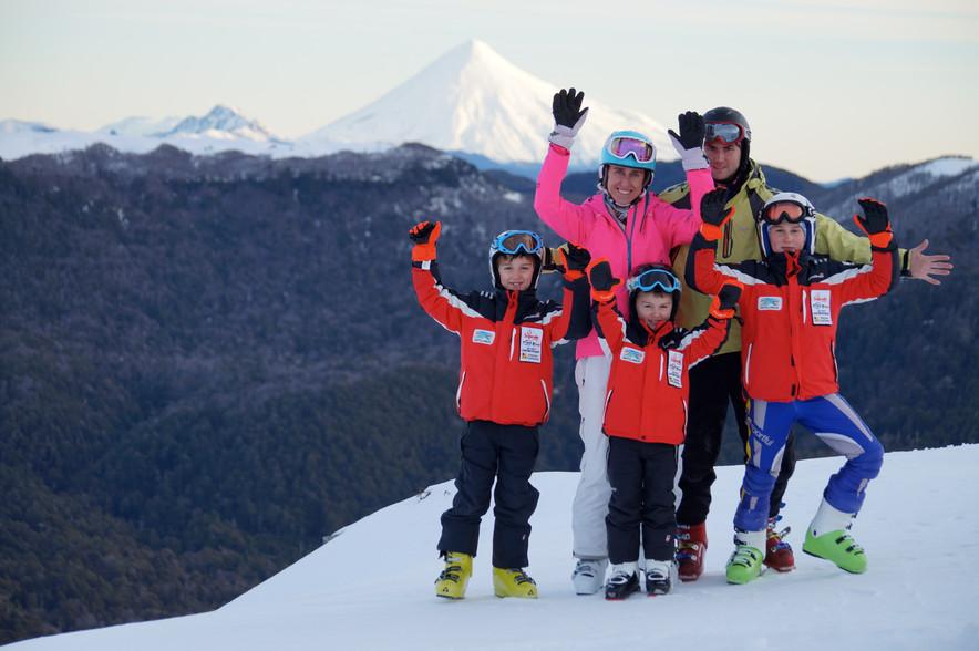 Todo mundo pode esquiar?
