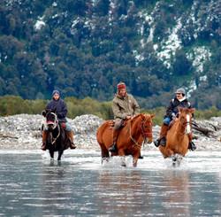 Cavalgada Cruce Andino