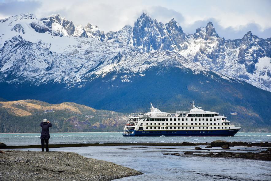 A Australis, companhia chilena de cruzeiros de expedição, vence o Cruise Critic Awards 2018 como a m