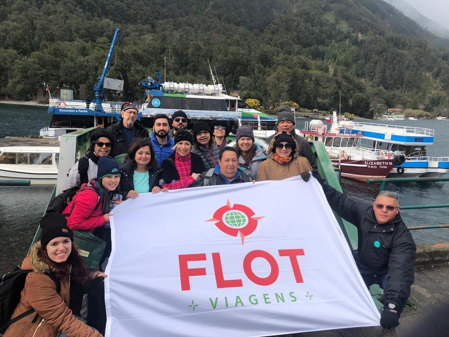 João Araújo Promoção & Vendas em conjunto com Flot Operadora realiza Famtour pelo Cruce Andino